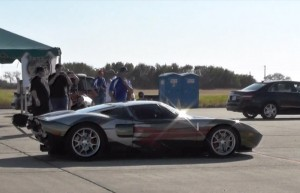 U.S. Mile Racing - Ford GT hits 278 MPH