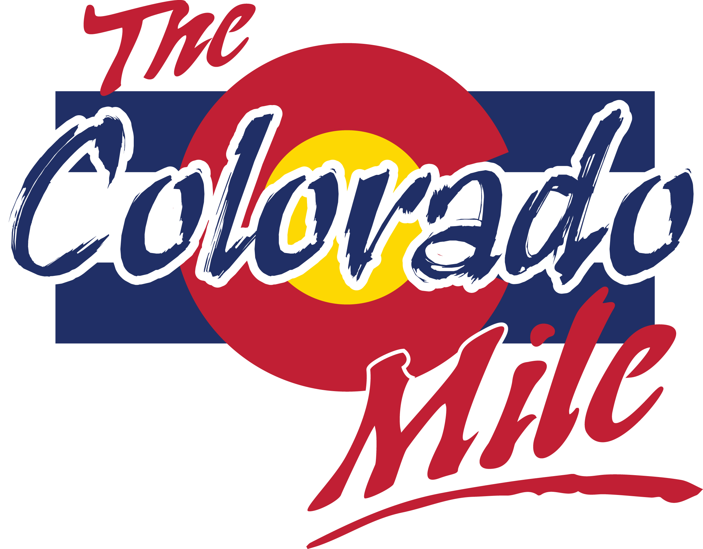 Colorado Mile Logo