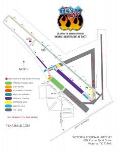 Victoria Event Map