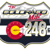 NEW 248 Colorado Mile Logo